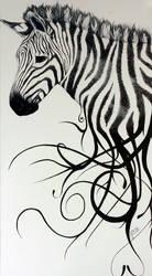 .:Zebra:. by FjordLuv