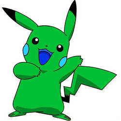How i would change Pikachus shiny