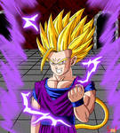 Controlled-Gohan by Gogetunks