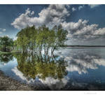 Lake by pepej