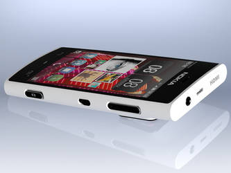 Nokia N8-08 Concept by LokiBartleby