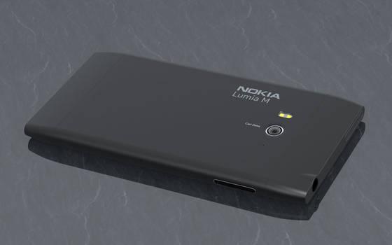Lumia M (Back)