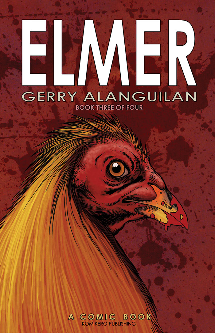 Elmer 3 Cover by tagasanpablo