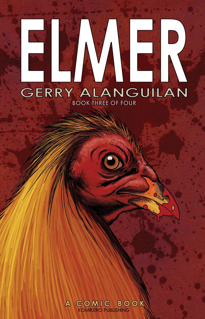 Elmer 3 Cover by tagasanpablo