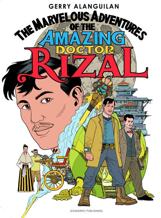 Amazing Doctor Rizal Cover by tagasanpablo