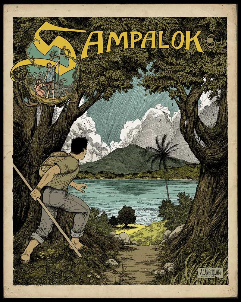 Sampalok Lake Colored by tagasanpablo