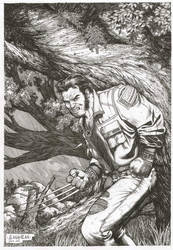 Wolverine Commission by tagasanpablo