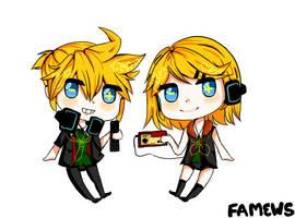 Remote Control by Famews-chan
