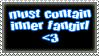 Inner fangirl ::Stamp:: by BklynSharkExpert