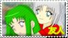 Umi and Ruri ::Stamp:: by BklynSharkExpert