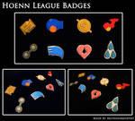 Hoenn League Badges