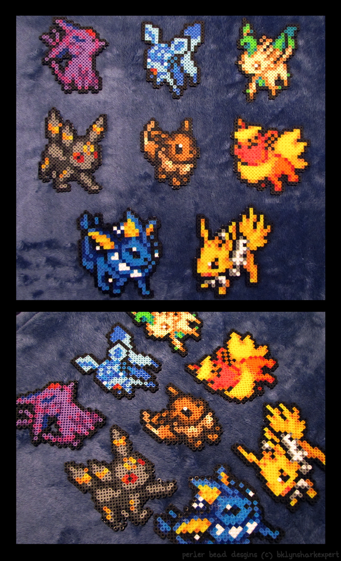all eevee evolutions and how to get them
