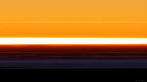 Sunset Smear 7:47