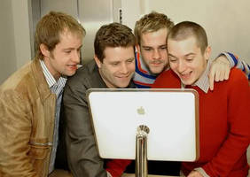 The Four Hobbits - Encounter A Computer