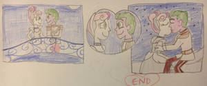 EQG Sweetie Belle and Prince Spike (p. 2) final