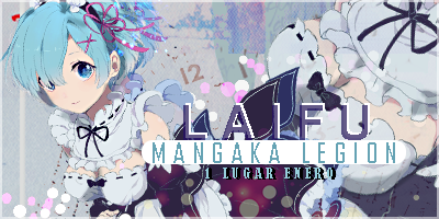 Laifu Mangaka Legion Enero by monik13inu