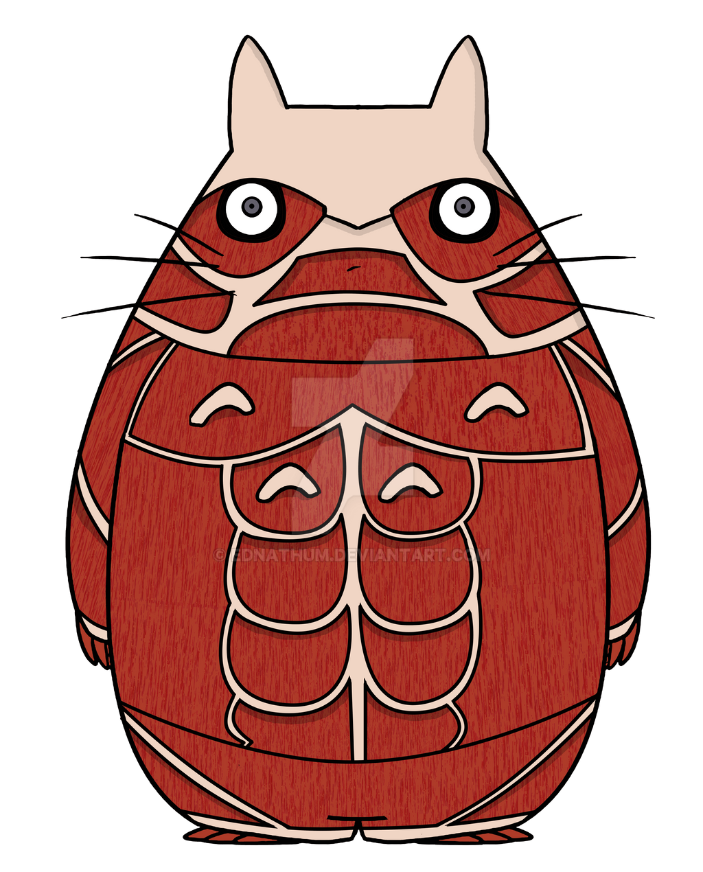 attack_on_totoro_by_ednathum-d8tvkj8.png