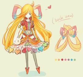 CE : Rainbow Design by AliceofBunny