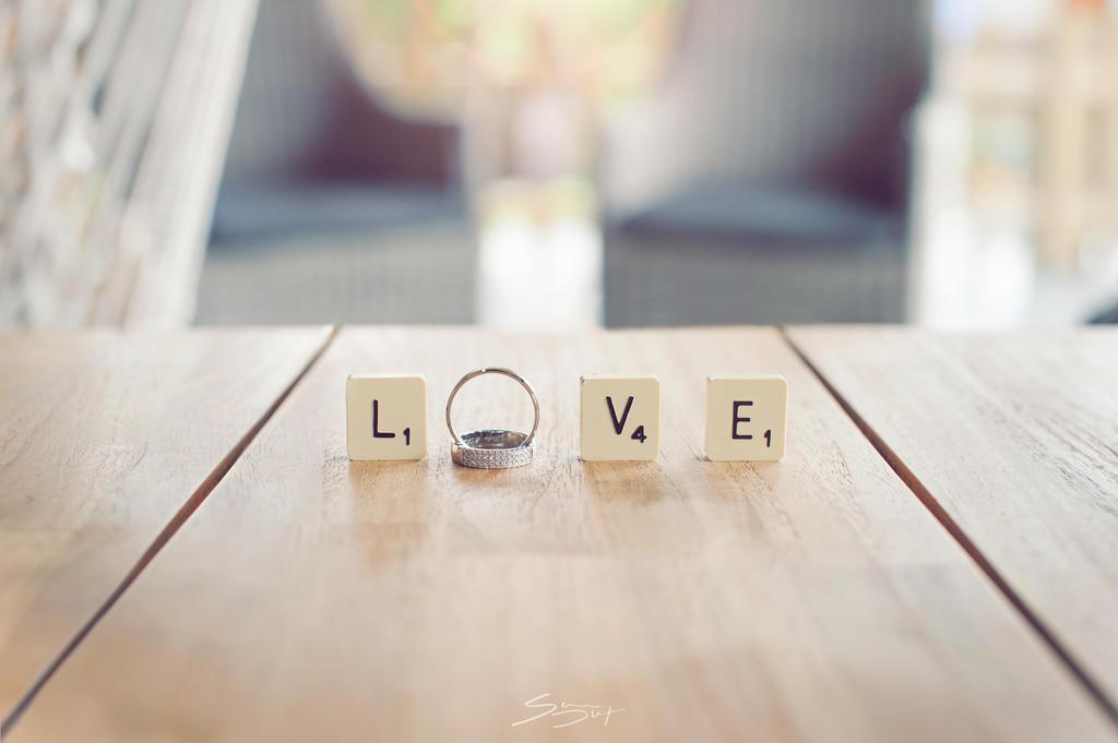 Lovely Wedding Rings by Simon120188