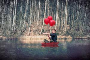 BalloonZ on Water