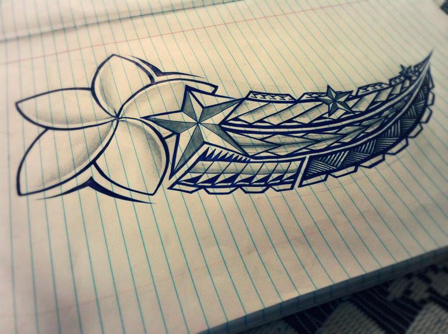 Cook Island Art Designs