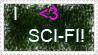 I heart Sci-fi by meroaw