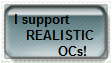 I support REAL OCs by meroaw