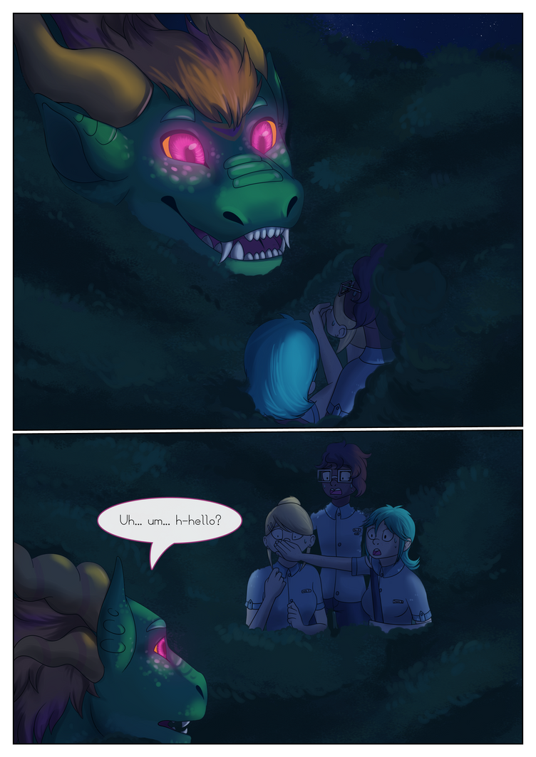 Dragon Laska - Chpt 1 - Page 14 by meroaw
