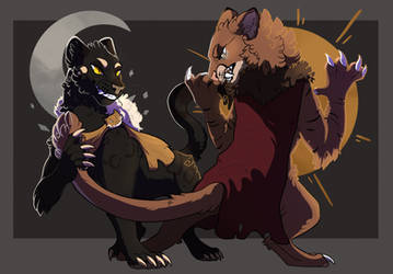 [gift] werecats