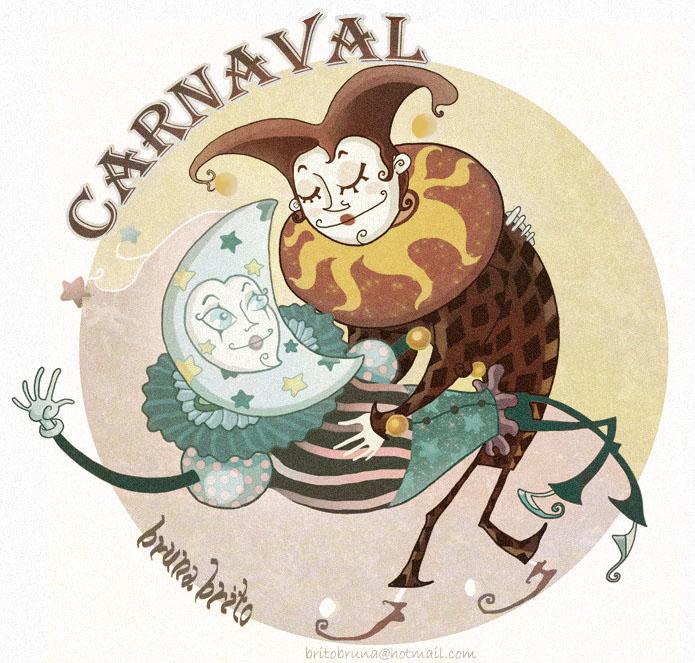 Carnaval by BrunaBrito