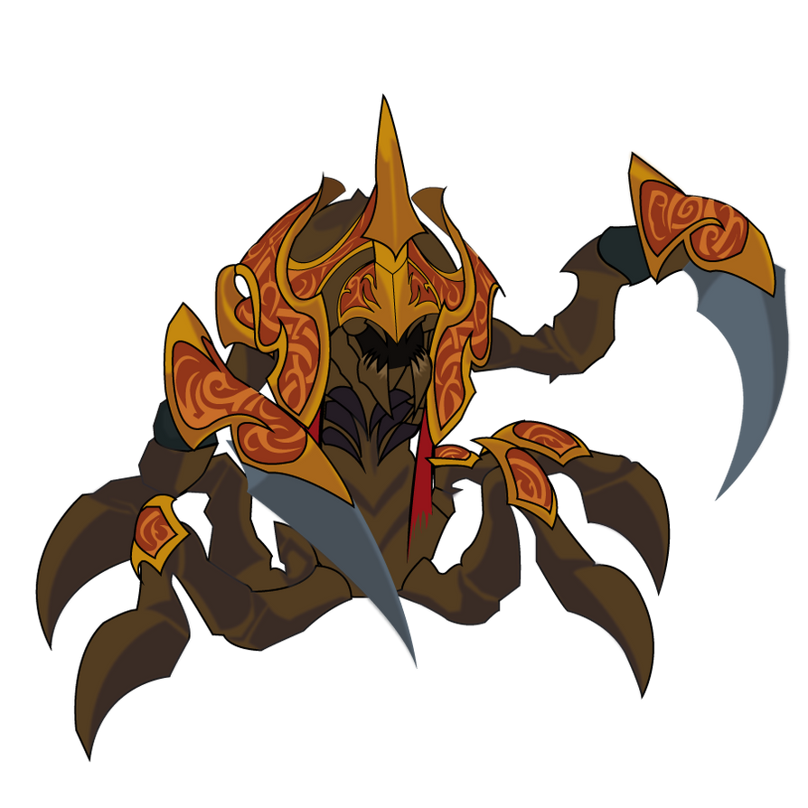 Dota 2 - Nyx Assassin by sinninginheaven