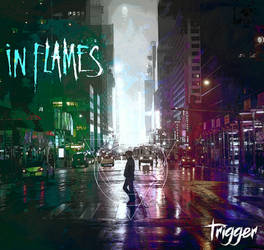 In flames - Trigger (Fake single cover)