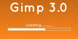 Splash Screen Gimp (Loading Text)