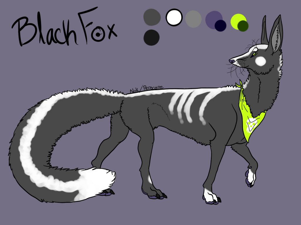 Black Fox Ref - 2015 by Perocore