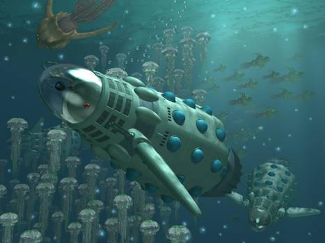 Marine Daleks