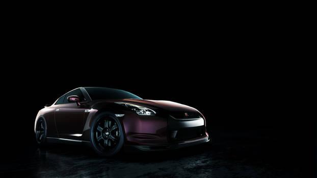Nissan GTR VSPEC Studio