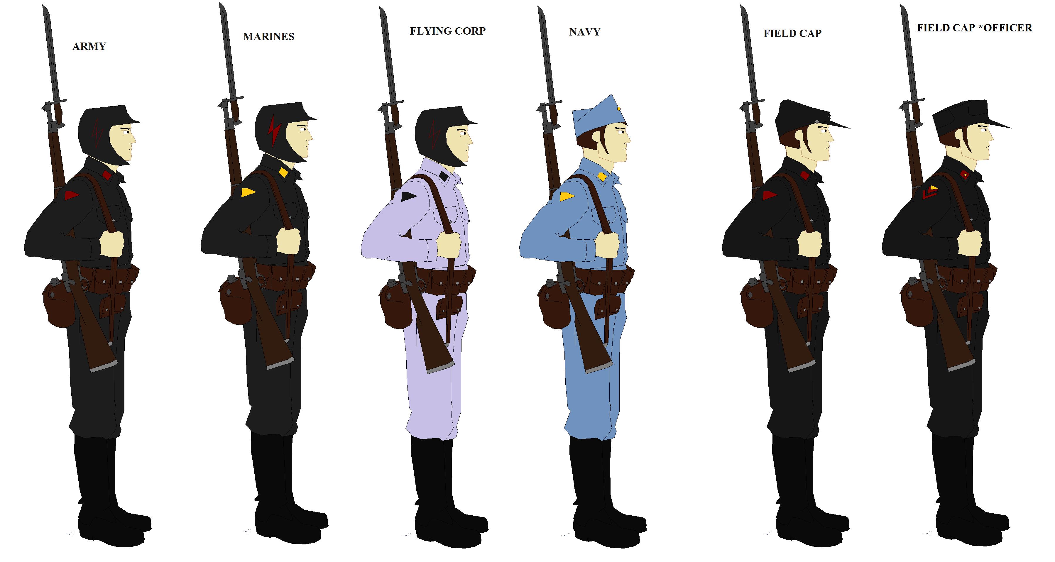 Spartan Uniforms By Soundwave3591 On Deviantart