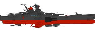Spartan Orbital defense ship ARGO by Soundwave3591