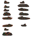 Tanks of the Great War