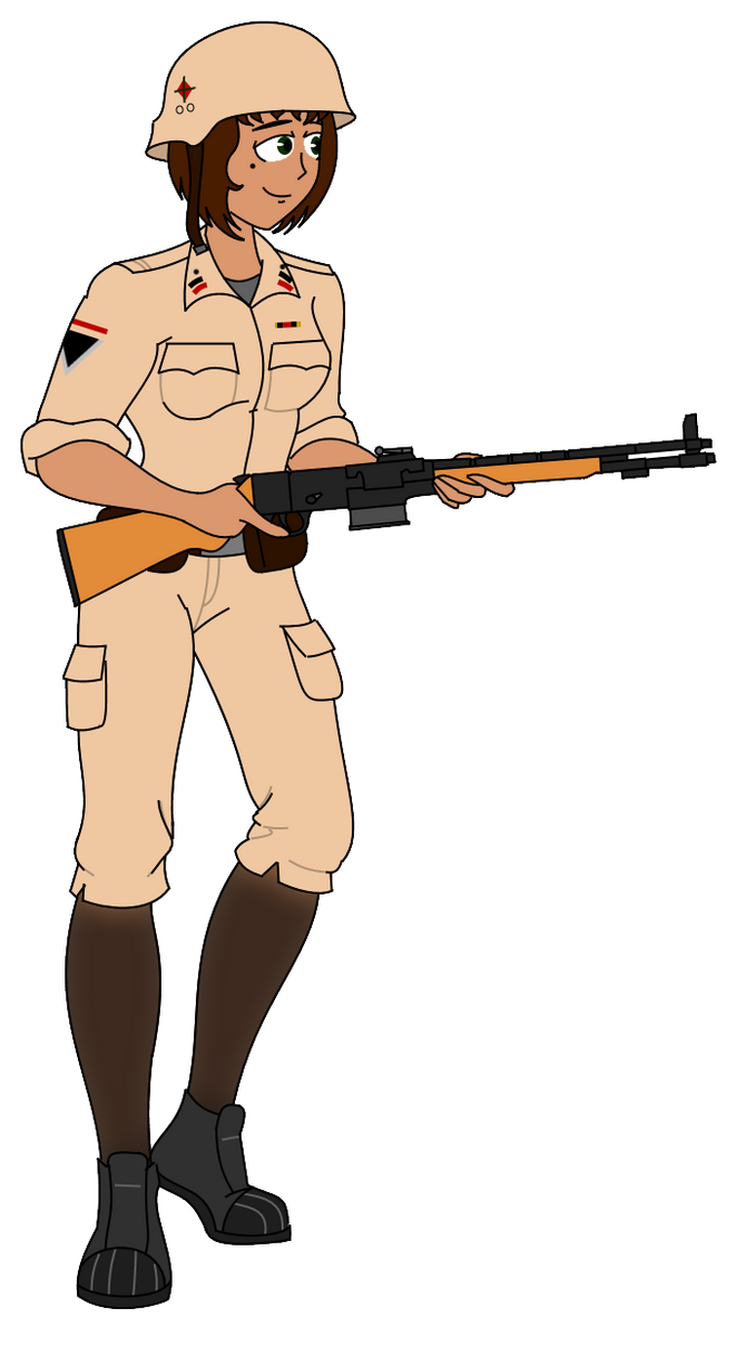 TRL: Alexandrachos Lance Corporal by Soundwave3591