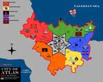 MM! AU: Atlas City