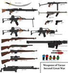 MM!AU: Weapons of Free Vacuo