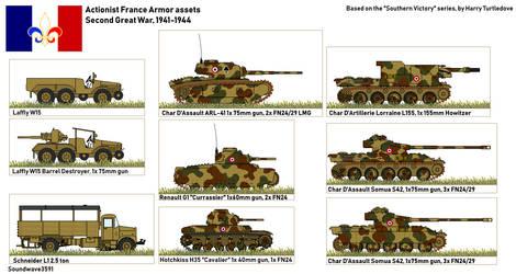 TL191: Actionist France by Soundwave3591