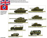 Tl191: British Empire Tanks