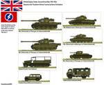 Tl191: British Empire Tanks