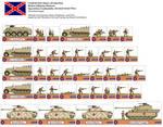TL-191: Confederate Motor Infantry Platoon