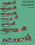 TL 191: US aircraft by Soundwave3591