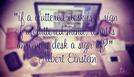 Cluttered Mind
