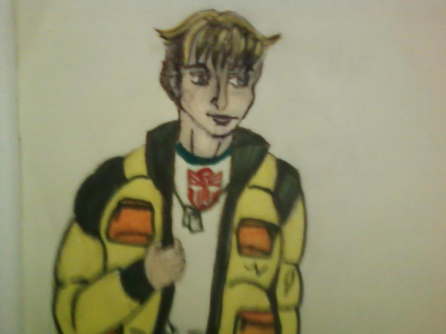 G1 Bumblebee (humanized)