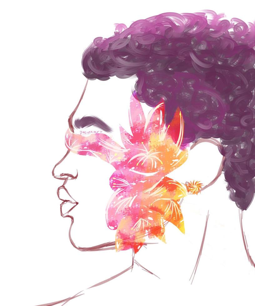 Flower Art By Palinoiart On Deviantart